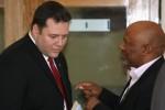 John Cupido and Mcebisi Jopas