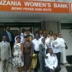 Veliswa in Tanzania