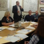 Dacre ward meeting