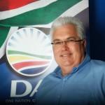 Bobby Stevenson, Leader of the DA Provincial Legislature