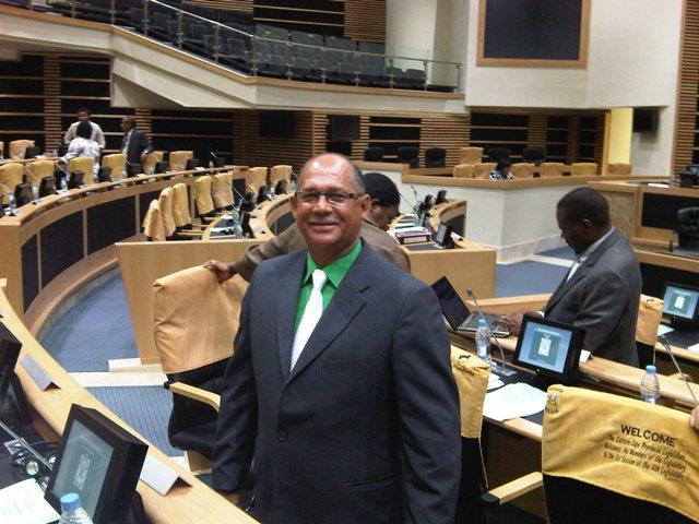 DA provincial spokesperson on education, Edmund van Vuuren