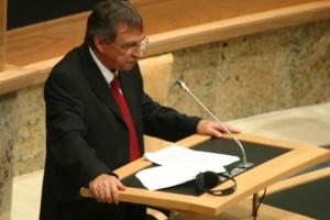 DA provincial spokesperson on agriculture, Pine Pienaar.
