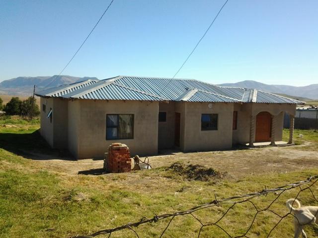 rdp housing essay