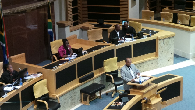 "The Eastern Cape Provincial Legislature is sitting this week to debate the annual reports of 2012/13 of provincial departments.  Speeches by the DA's MPLs can be found under ""newsroom/speeches"" on this website."