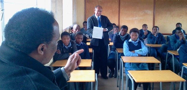 DA Shadow MEC for Education, Edmund van Vuuren