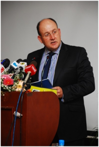 DA Leader in the Legislature Athol Trollip looks forward to seeing exponential growth in support of the Democratic Alliance in the upcoming elections