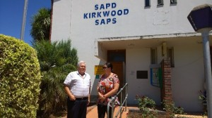 A day after MPL Bobby Stevenson and Councillor Karen Smith visited the Kirkwood Police Station three extra vehicles were delivered to the station
