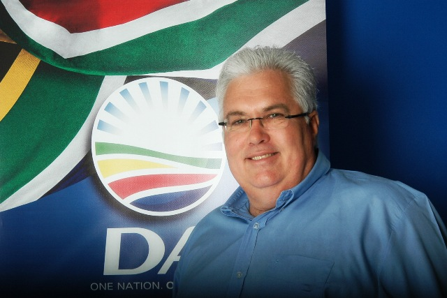 DA Shadow MEC for Finance, Bobby Stevenson.