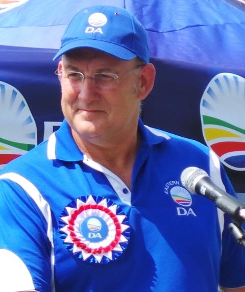DA leader in the Eastern Cape, Athol Trollip.