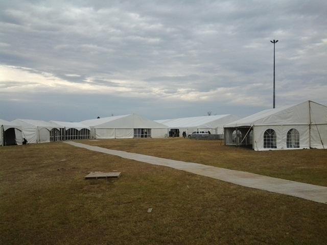 Sopa tents