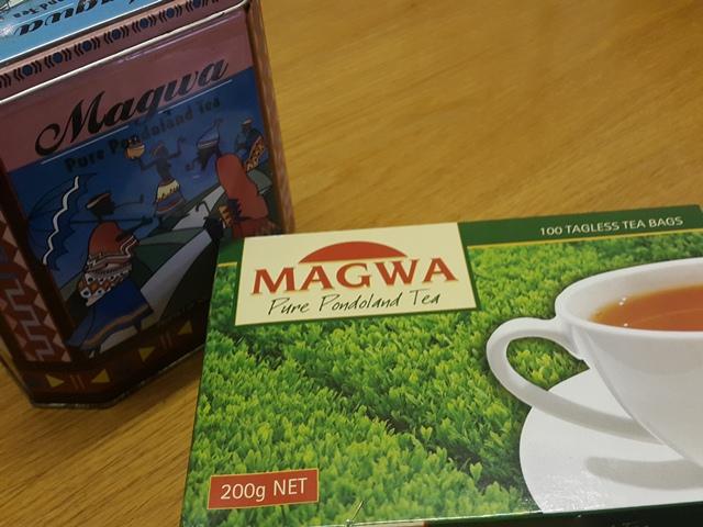 Magwa tea