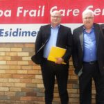 DA MPLs Kobus Botha and Bobby Stevenson visited the Algoa Frail Care Centre to find the real facts behind the planned closure of the facility.