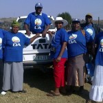 Veliswa Ward 18 election campaign