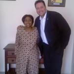 John and SA High Commissioner to Namibia