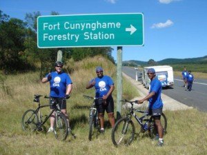 John Cupido: Cycle for Democracy