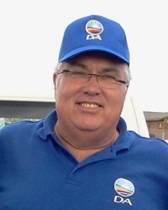 DA Leader in the Eastern Cape Legislature and Deputy Provincial Leader, Bobby Stevenson