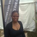 DA provincial spokesperson on traditional affairs, Veliswa Mvenya