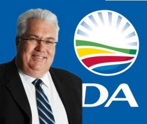 DA Chief Whip Bobby Stevenson exposed a massive overspending of funds on catering in state departments