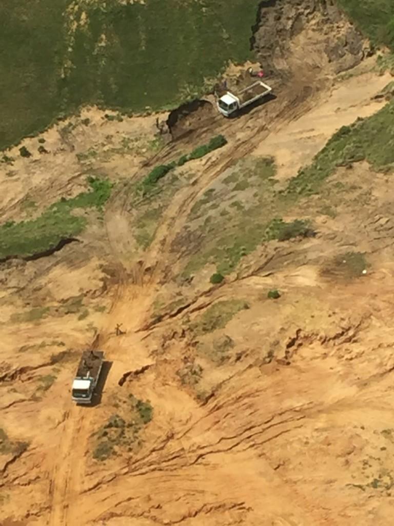 Sand mining 2