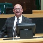 Shadow MEC for Education, Edmund Van Vuuren